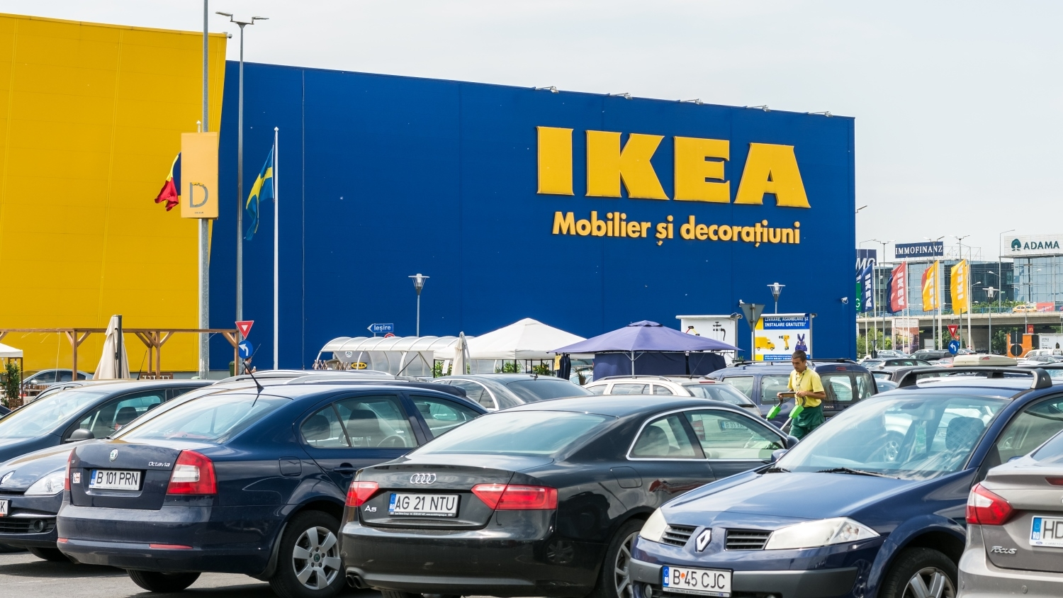 ikea starts construction on second romanian store property forum. Black Bedroom Furniture Sets. Home Design Ideas