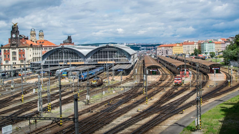 Penta plans project next to Prague's main railway station | Property Forum