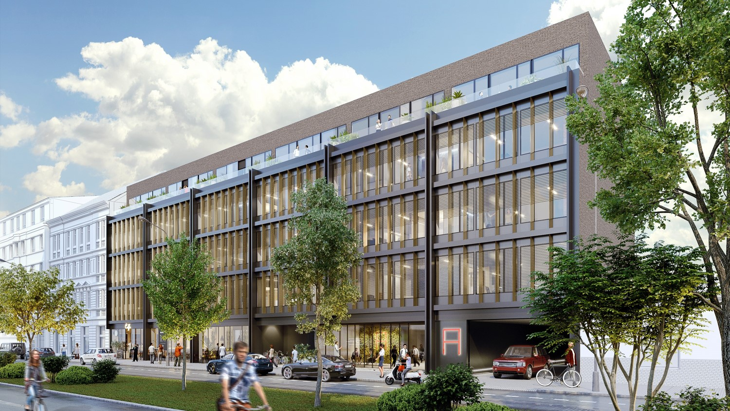 UBM Development prepares new mixed-use project in Prague | Property