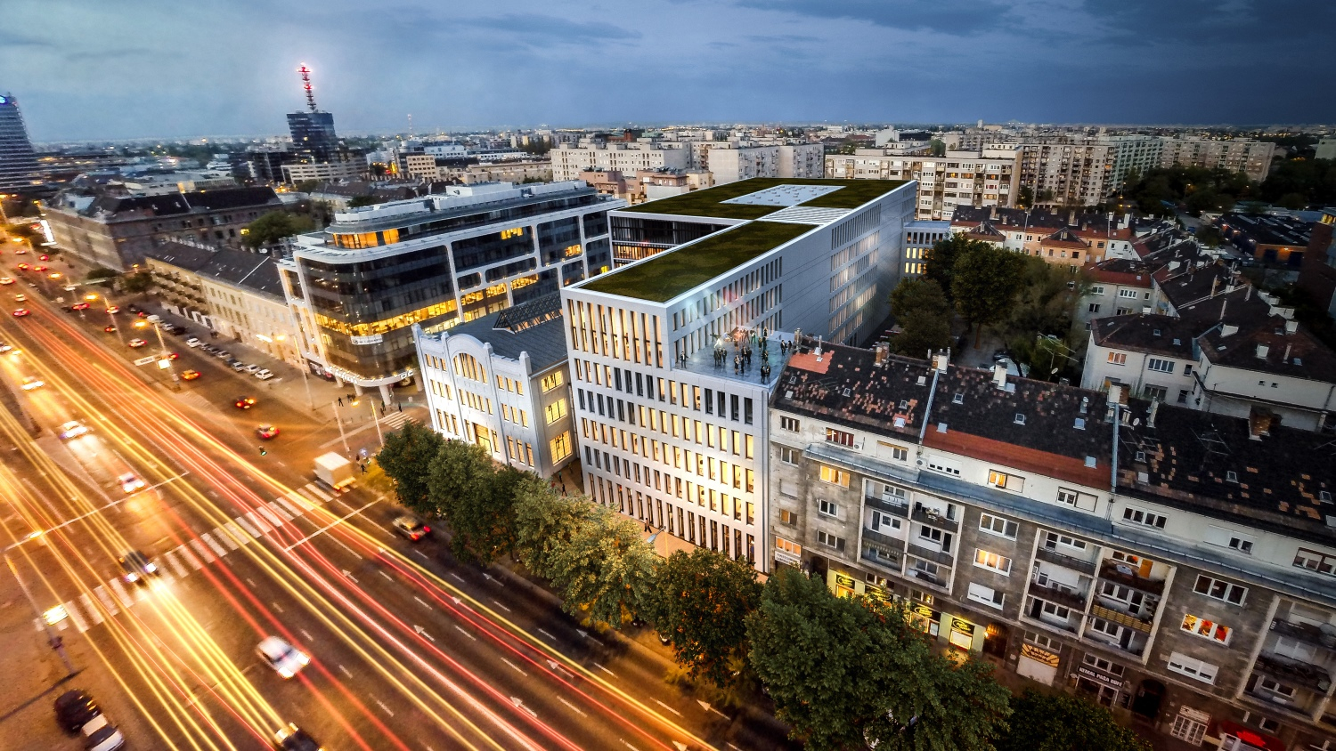Warburg-HIH Invest buys Budapest office building from GTC | Property