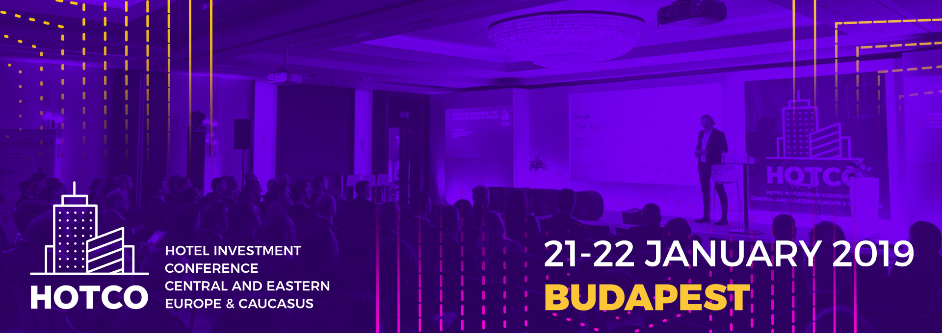 HOTCO 2019 - HOTEL INVESTMENT CONFERENCE CEE & CAUCASUS