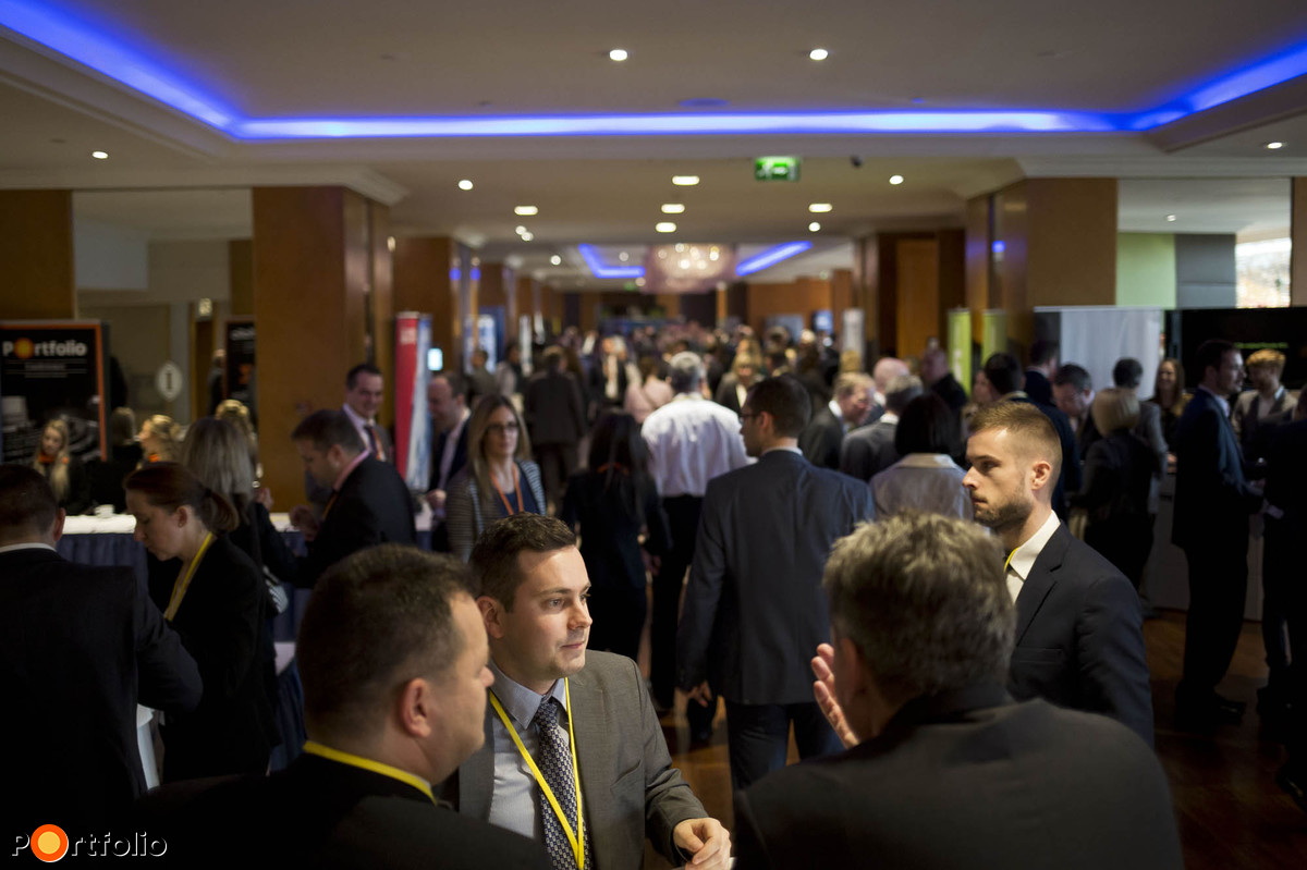 Portfolio Property Investment Forum 2015 - Coffee break