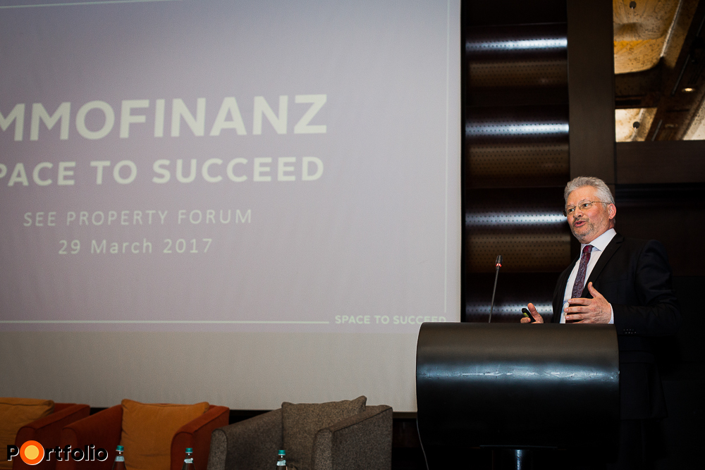 Sorin Visoianu (Country Manager Operations Romania, Immofinanz): Speed session