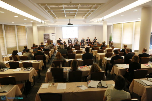 First Prague Property Summit organised by RICS and Property Forum